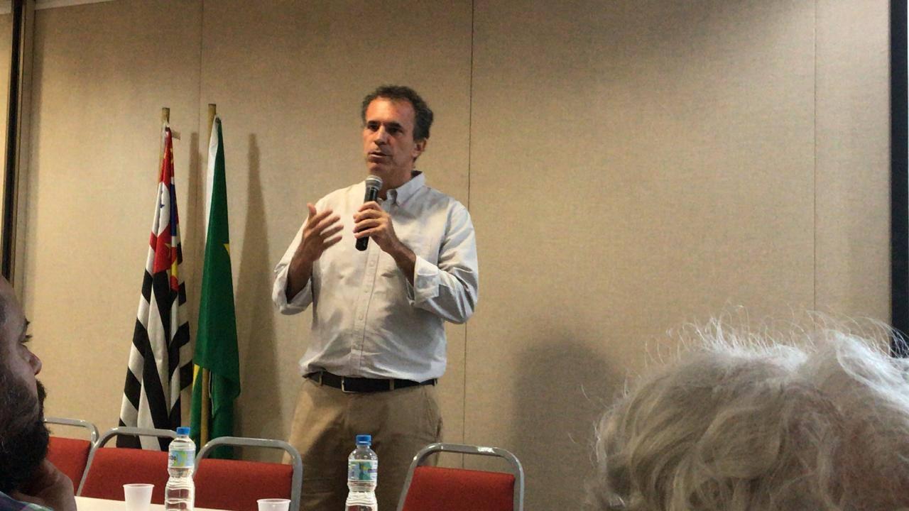 Professores e alunos da Faculdade Santa Lúcia participam do Seminário Estadual para apresentação do Plano de Prevenção e Erradicação do Trabalho Infantil e de Proteção ao Trabalhador Adolescente