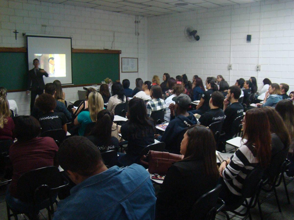 Palestra sobre a luta antimanicomial e a Reforma Psiquiátrica