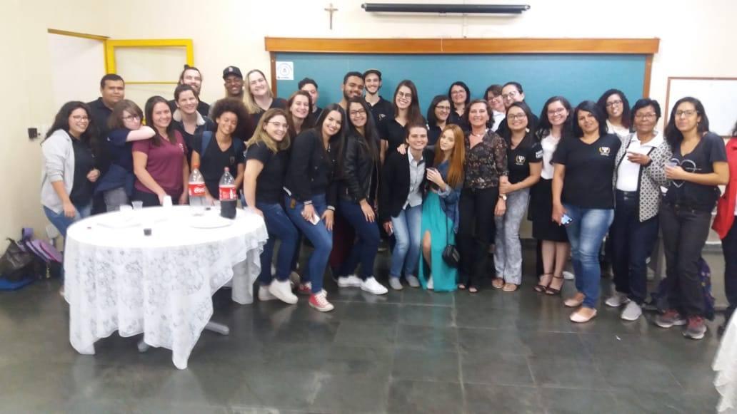 Santa Lúcia realiza evento em homenagem ao Dia do Psicólogo