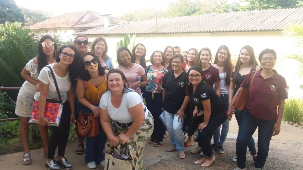 Psicologia e Serviço Social realizam Visita Formativa