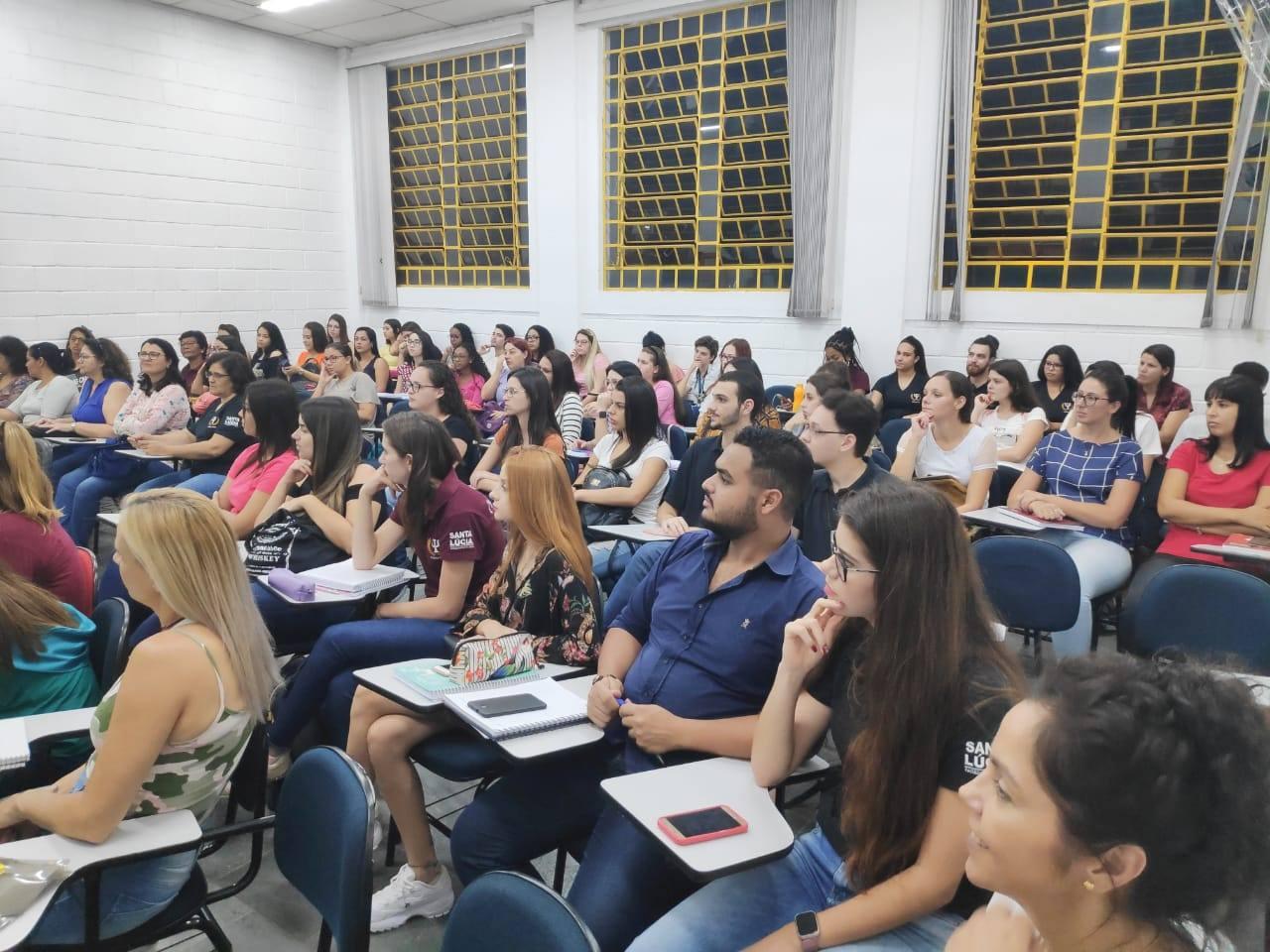 Evento do curso de Psicologia e do Conselho Regional de Psicologia SP foi um sucesso!